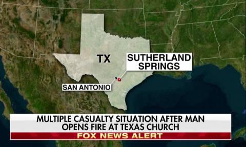 Επίθεση Τέξας: Πήρε «φωτιά» το Twitter μετά το μακελειό