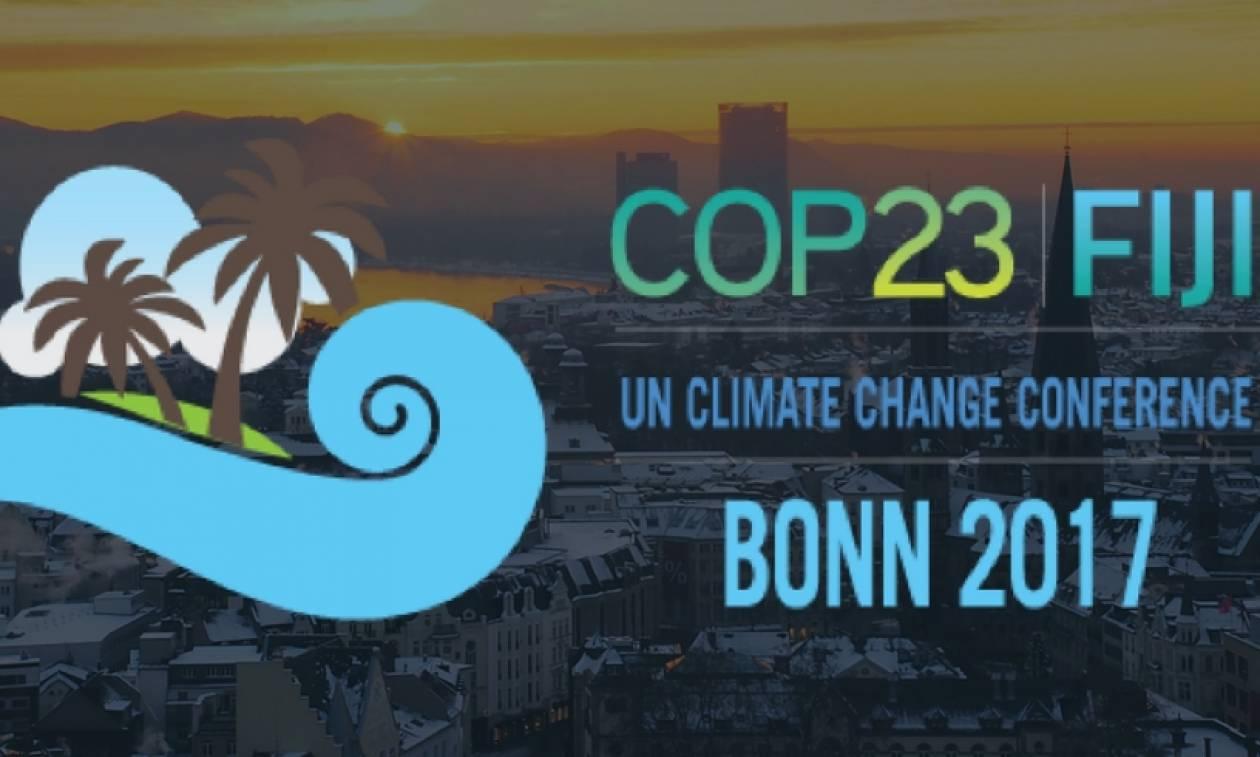 Αρχίζει στη Βόννη η Διάσκεψη του OHE για το Κλίμα
