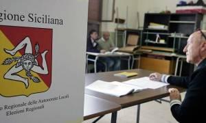Σικελία: Νίκη της κεντροδεξιάς «δείχνει» το πρώτο exit poll στις περιφερειακές εκλογές
