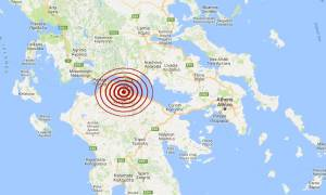Σεισμός στο Αίγιο (pics)