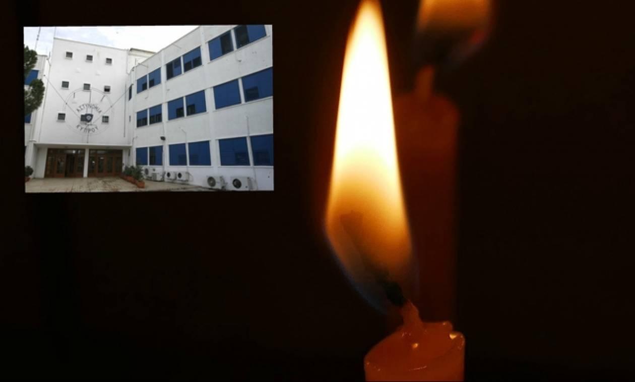 Πένθος στην Αστυνομία – Έφυγε από τη ζωή ο Φ. Παπαγεωργίου (PHOTO)