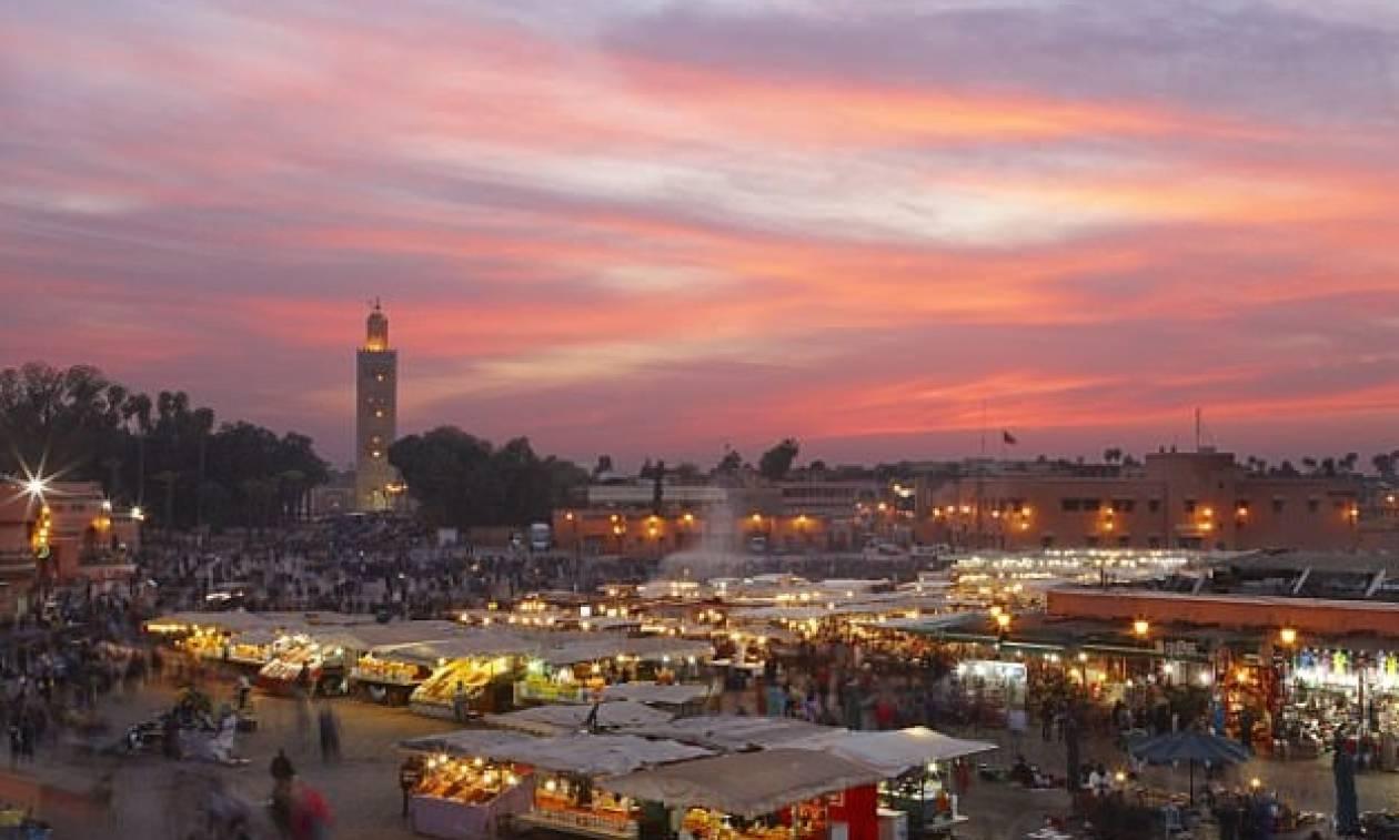Ταξίδι στο Μαρακές: Εκεί θα ζήσετε το δικό σας παραμύθι