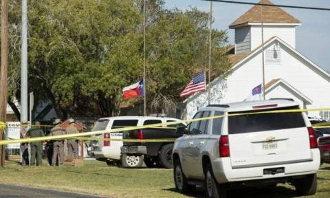 Gunman kills 26 in rural Texas church during Sunday service