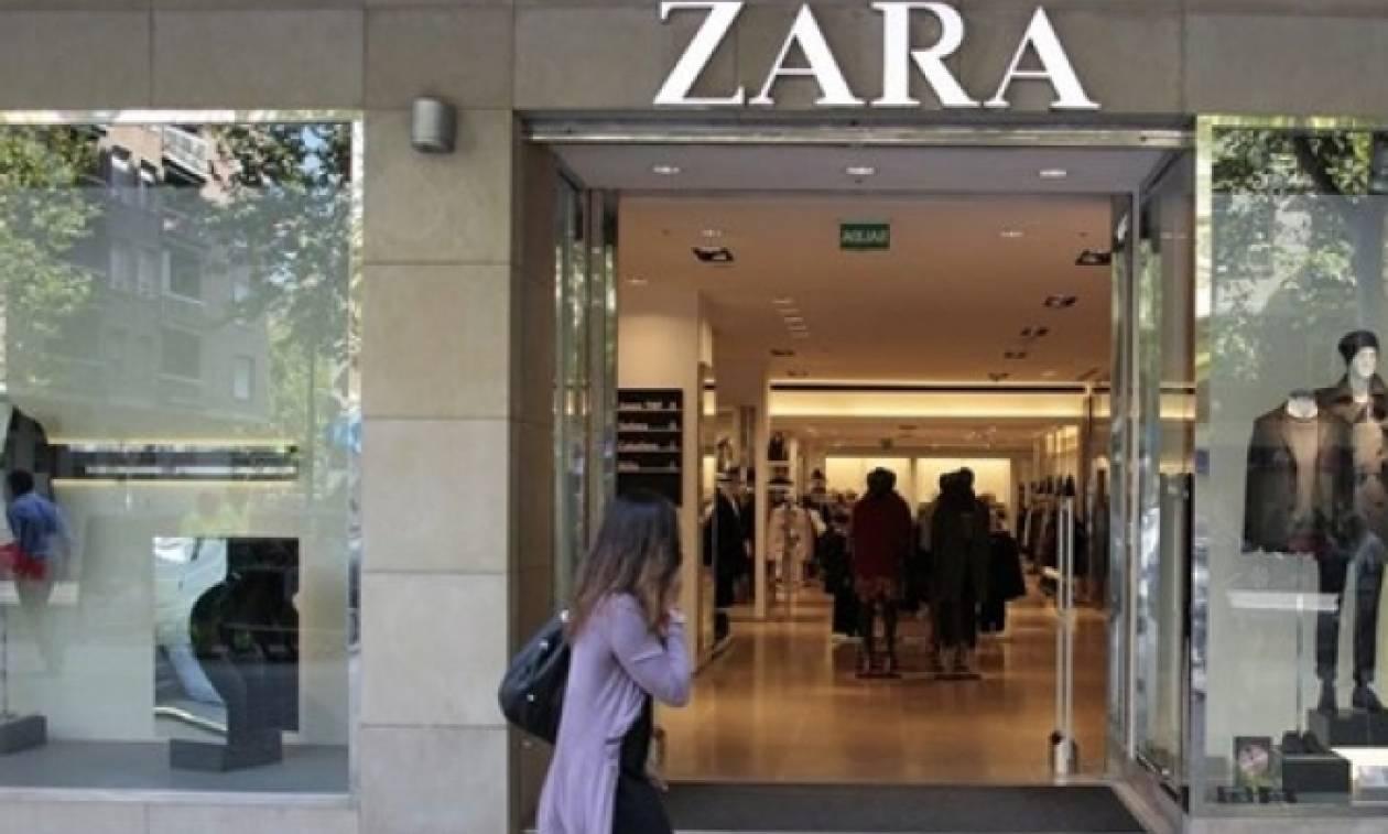 Βρήκαν κρυμμένα μηνύματα στις τσέπες ρούχων του Zara