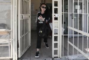 Αποφυλακίστηκε η Βίκυ Σταμάτη