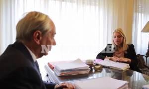 Ο Δημήτρης Μπούρλος «δίνει» τα SOS για τη διαδοχική ασφάλιση (video)