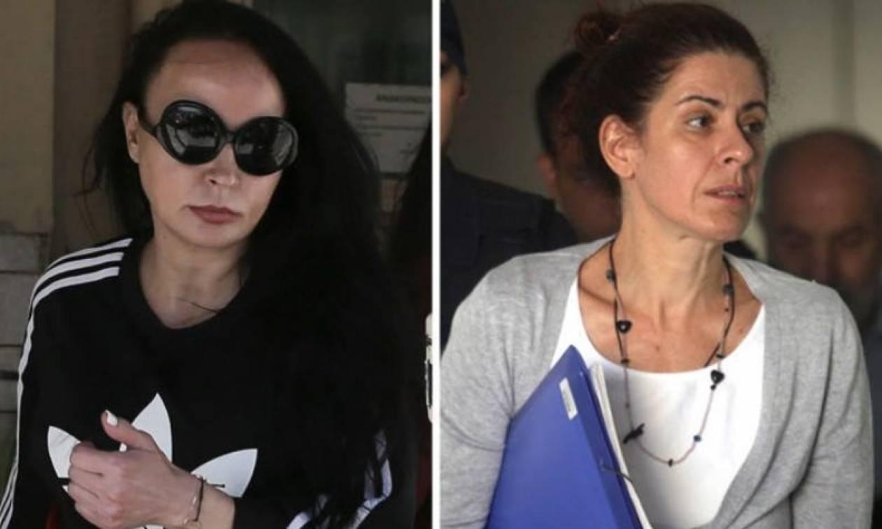 Αποφυλακίστηκαν Βίκυ Σταμάτη και Αρετή Τζοχατζοπούλου