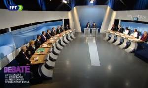 Εκλογές Κεντροαριστερά – Δείτε Live: Tο δεύτερο debate των υποψηφίων