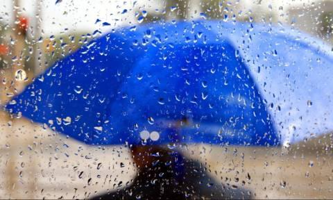 Καιρός ΕΜΥ: Ισχυρές βροχές και καταιγίδες σήμερα και αύριο – Αναλυτική πρόγνωση