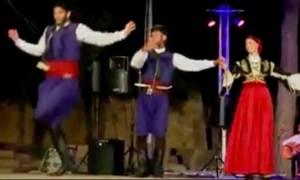 Υποκλινόμαστε στον Μαλεβιζιώτη που χόρεψε ο Όμιλος Βρακοφόρων Κρήτης!