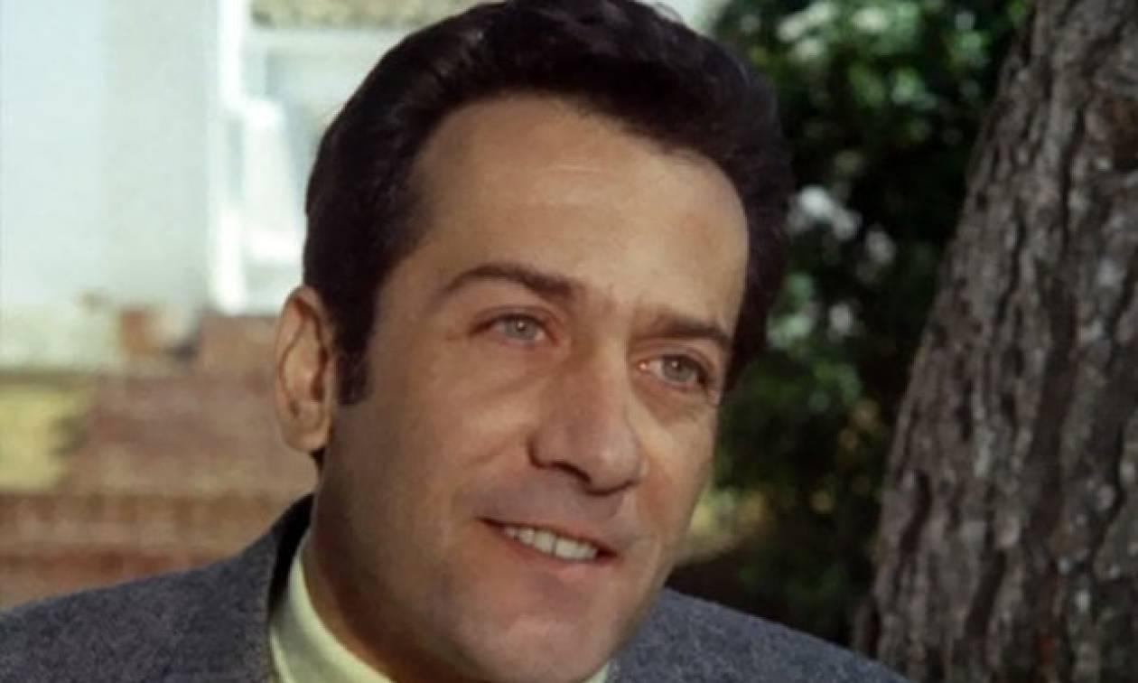 Σαν σήμερα το 2005 πεθαίνει ο ηθοποιός Αλέκος Αλεξανδράκης