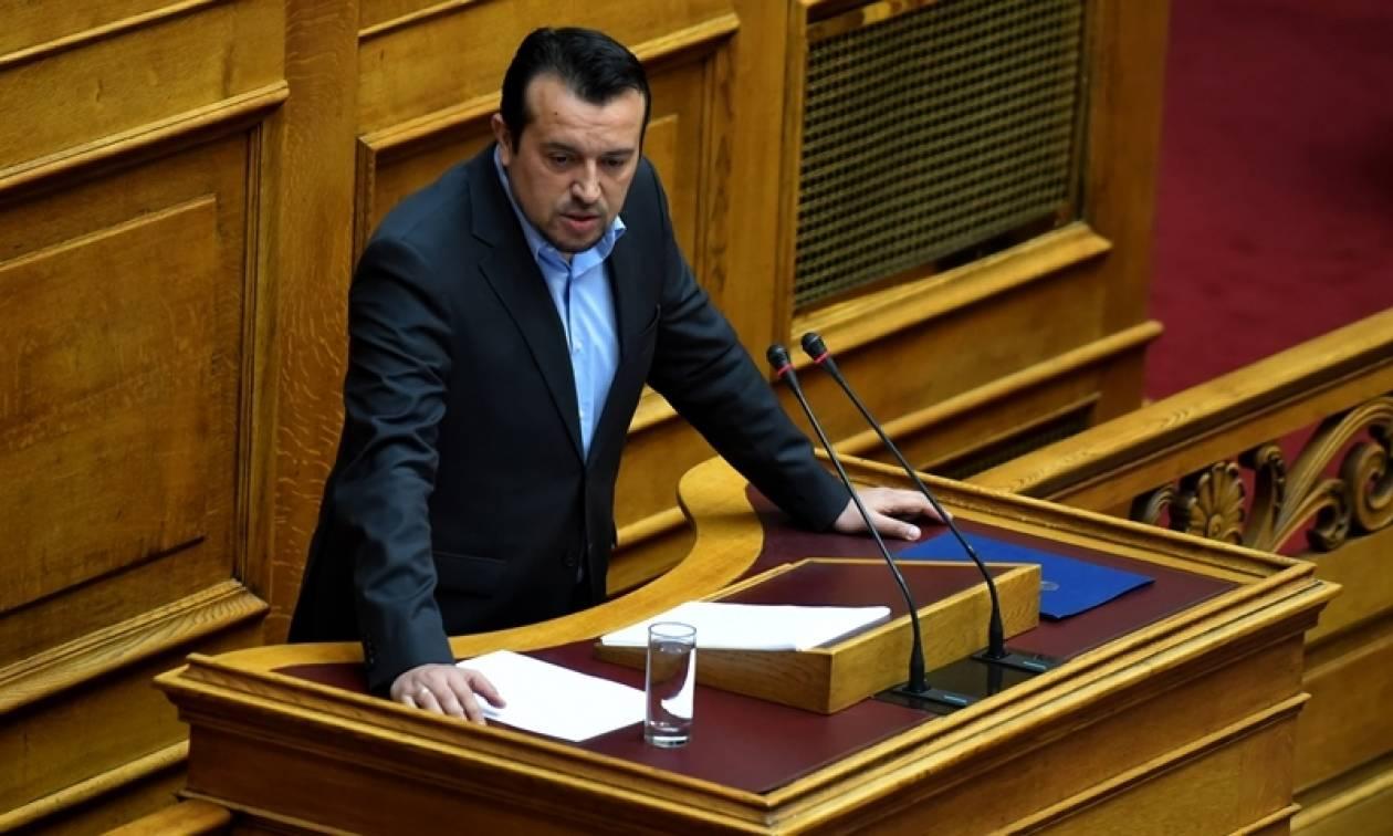 Παππάς: Στη Βουλή η νομοθετική ρύθμιση για τον Ελληνικό Διαστημικό Οργανισμό