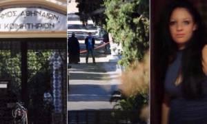 Δώρα Ζέμπερη: Συνέλαβαν το δολοφόνο της 32χρονης λίγα μέτρα μακριά από το σπίτι της