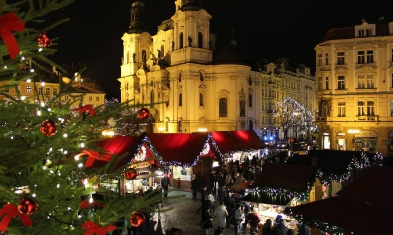 Χριστούγεννα στην Ευρώπη: Κλείστε τώρα εισιτήριο για τις στολισμένες πρωτεύουσες!