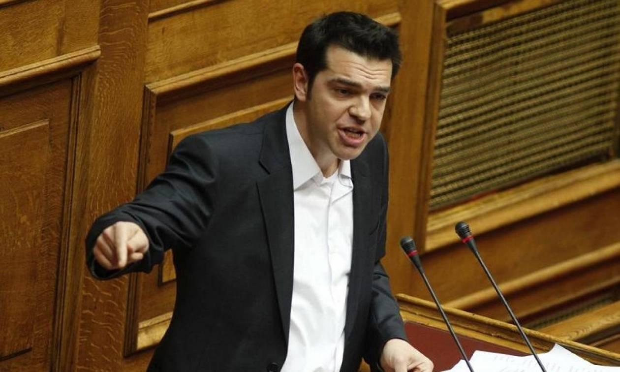 Αλέξης Τσίπρας: LIVE η ομιλία του πρωθυπουργού στην Κ.Ο. του ΣΥΡΙΖΑ