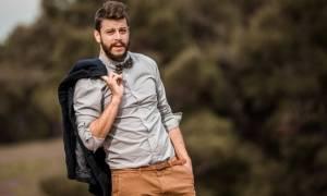 Άλλος άνθρωπος – Η απίστευτη μεταμόρφωση του Λεωνίδα Καλφαγιάννη