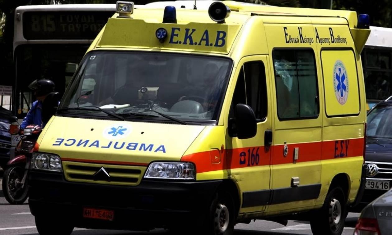 Τραγωδία στη Χαλκιδική: Νεκρός οδηγός από εκτροπή φορτηγού