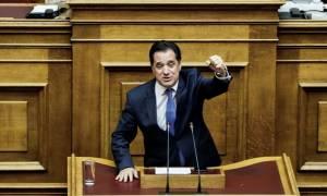 Γεωργιάδης σε ΣΥΡΙΖΑ: Είστε η πιο ζάμπλουτη Κοινοβουλευτική Ομάδα που πέρασε ποτέ από τη Βουλή