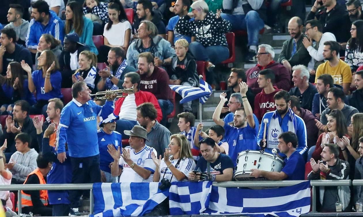 Κροατία - Ελλάδα LIVE: Ποια κανάλια θα δείξουν την αναμέτρηση απόψε στις 21:45;