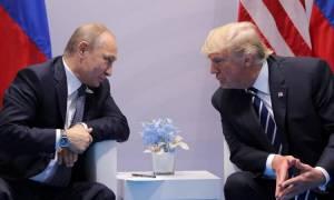 Ιστορική συνάντηση Τραμπ - Πούτιν στο Βιετνάμ