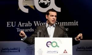 Τσίπρας: Η Ελλάδα έχει διαβεί τον Ρουβίκωνα της κρίσης