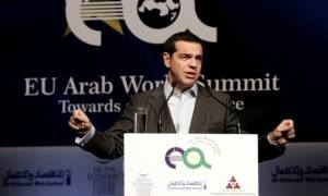 Tsipras: Greece is a pillar of stability and security in the region