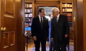 Τη σημασία των καλών σχέσεων με τις γείτονες χώρες, επεσήμανε ο Πρόεδρος Αναστασιάδης