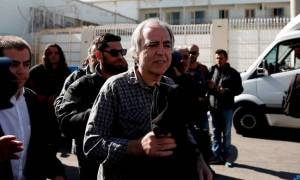 Convicted terrorist Koufodinas receives first prison furlough after 15 years