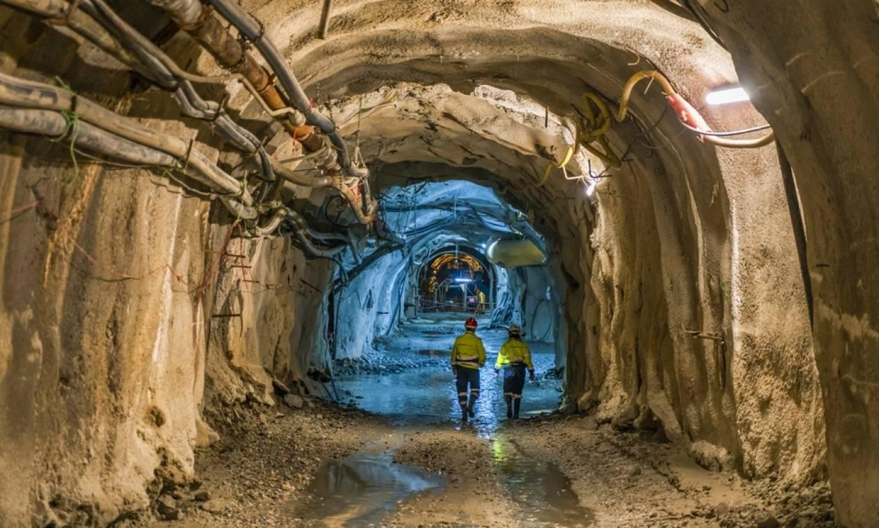 Αναστέλλει εκ νέου τις εργασίες στις Σκουριές η Eldorado Gold