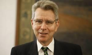 Αιχμηρή παρέμβαση του Αμερικανού Πρέσβη για την άδεια στον Δημήτρη Κουφοντίνα