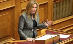 Γεννηματά: Προκαλεί το δημόσιο αίσθημα η απόφαση για την άδεια Κουφοντίνα