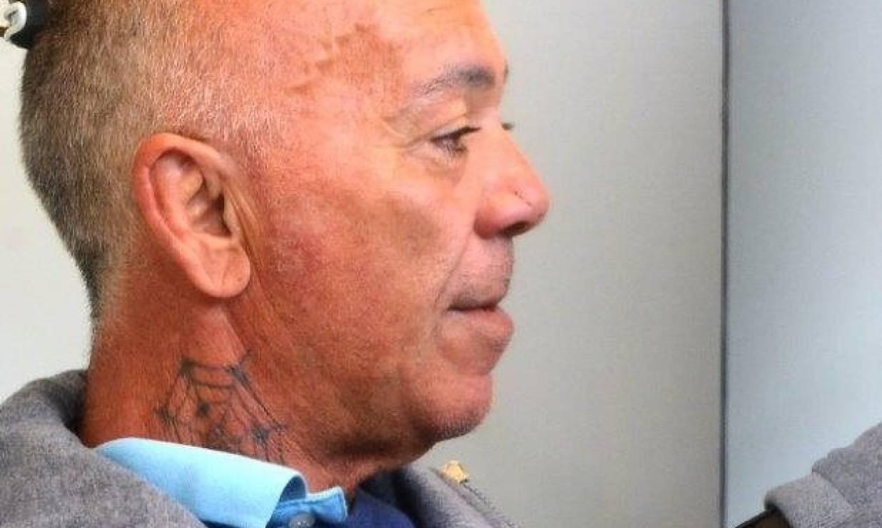 Δώρα Ζέμπερη: Τι συμβολίζει το τατουάζ στο λαιμό του δολοφόνου της 32χρονης