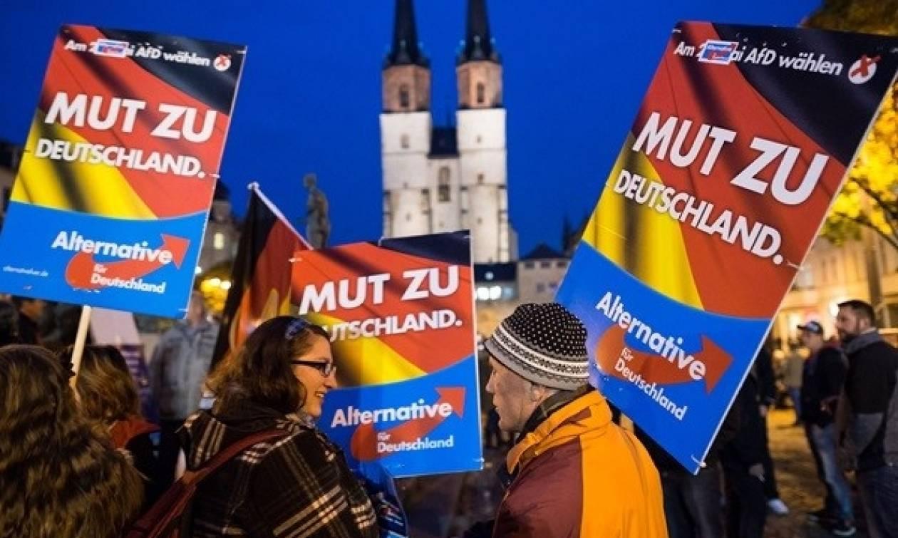Γερμανία: Την επιστροφή των προσφύγων στη Συρία επειδή «τελείωσε ο πόλεμος» ζητά το ακροδεξιό AfD