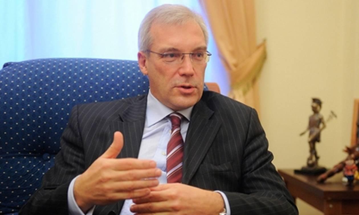 Посол России поведал о противостоянии НАТО с Москвой