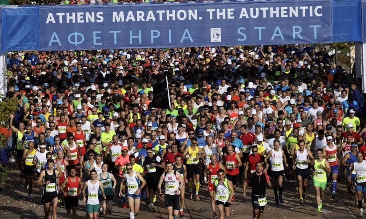 35ος Μαραθώνιος Αθήνας: Αποκλεισμένη η πρωτεύουσα την Κυριακή - Ποιοι δρόμοι θα είναι κλειστοί
