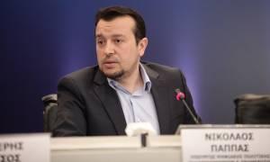 Παππάς: Η Ελλάδα θα αποκτήσει σύντομα το δικό της σύστημα μικροδορυφόρων