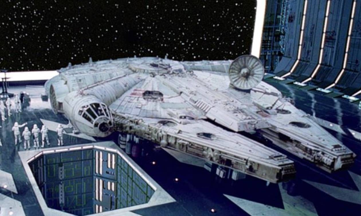 Star Wars: Η Disney προσπάθησε να κρύψει το Millennium Falcon, αλλά δεν υπολόγισε την Google! (pics)