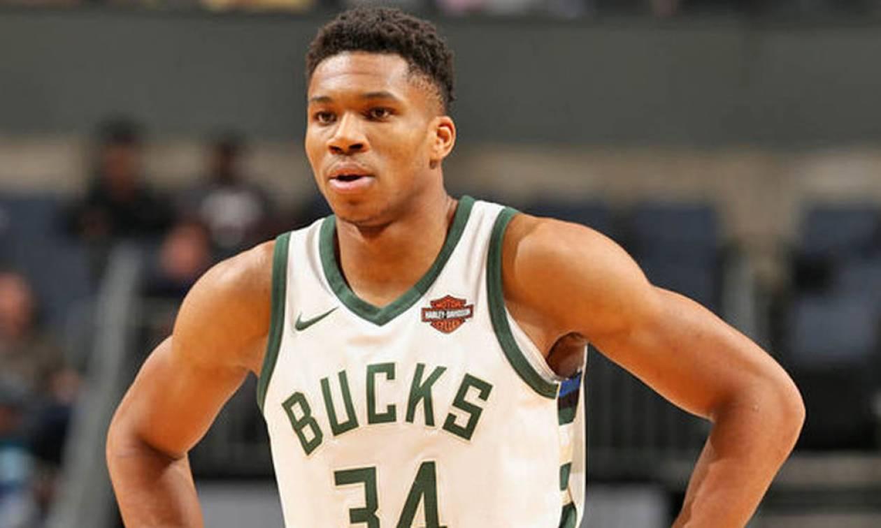 NBA: Τα… όργια Αντετοκούνμπο με Σπερς (vid)