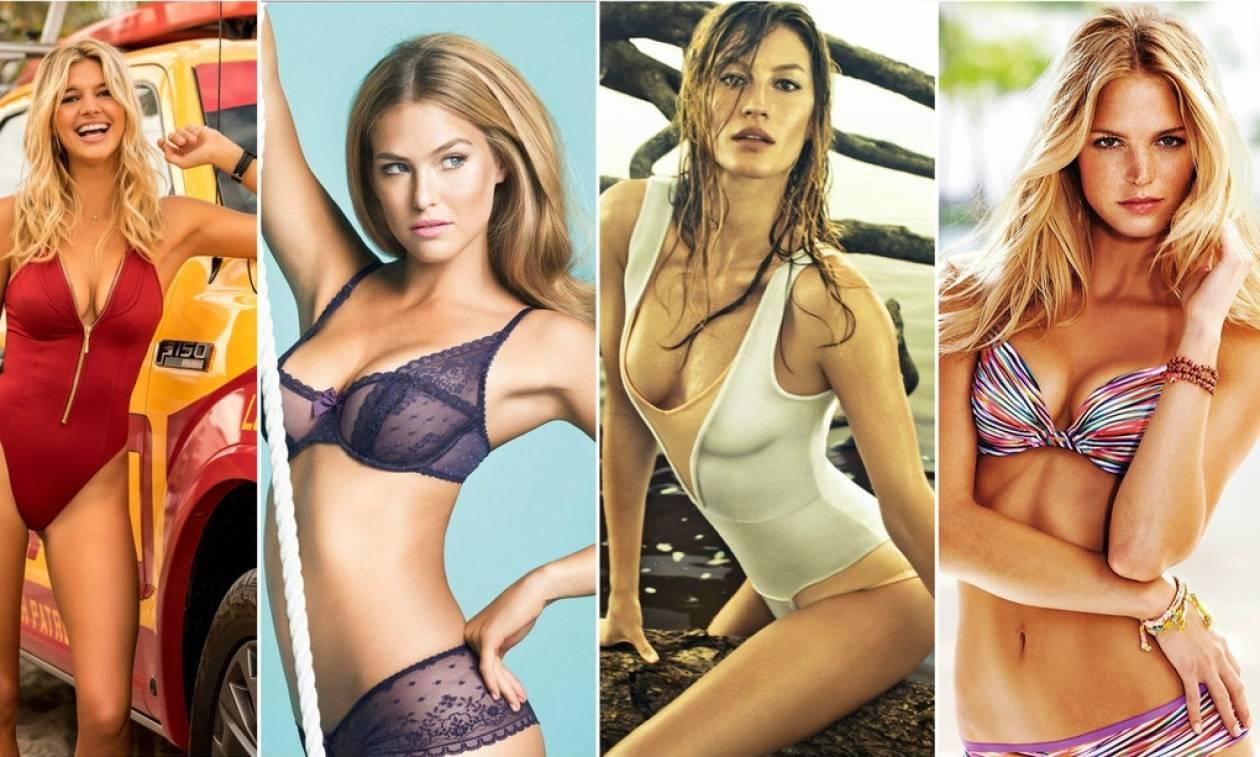 Αυτές οι γυναίκες έχουν περάσει από το κρεβάτι του Ντι Κάπριο!