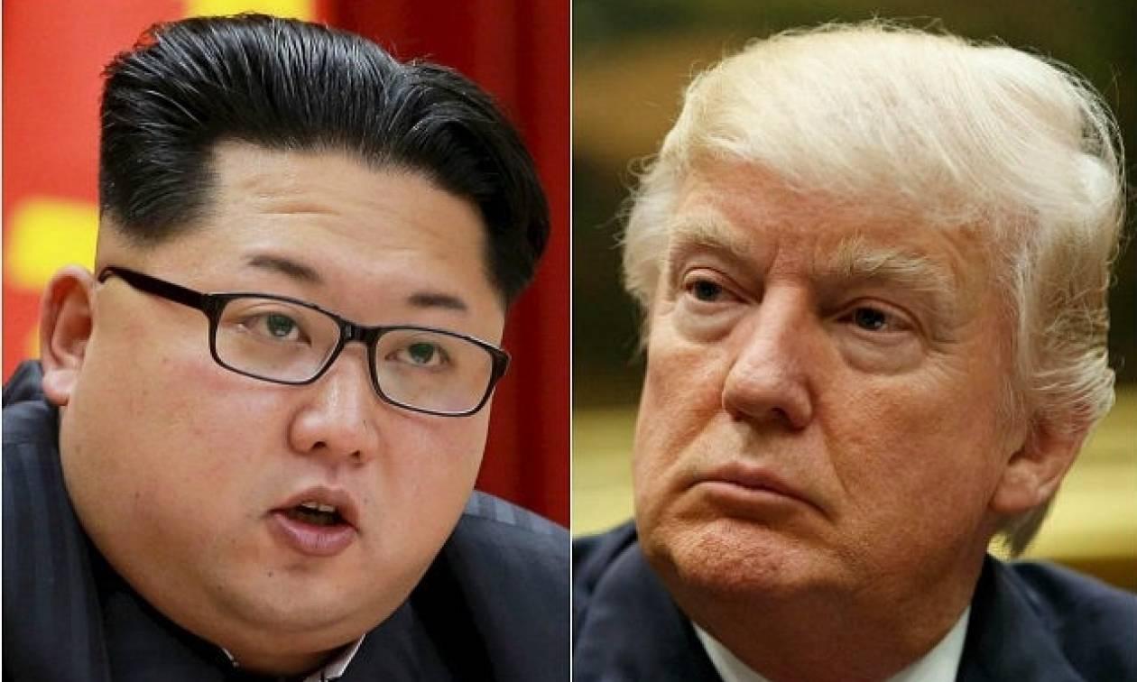 Προκαλεί επικίνδυνα η Βόρεια Κορέα: «Ο Τραμπ ικετεύει για πόλεμο»