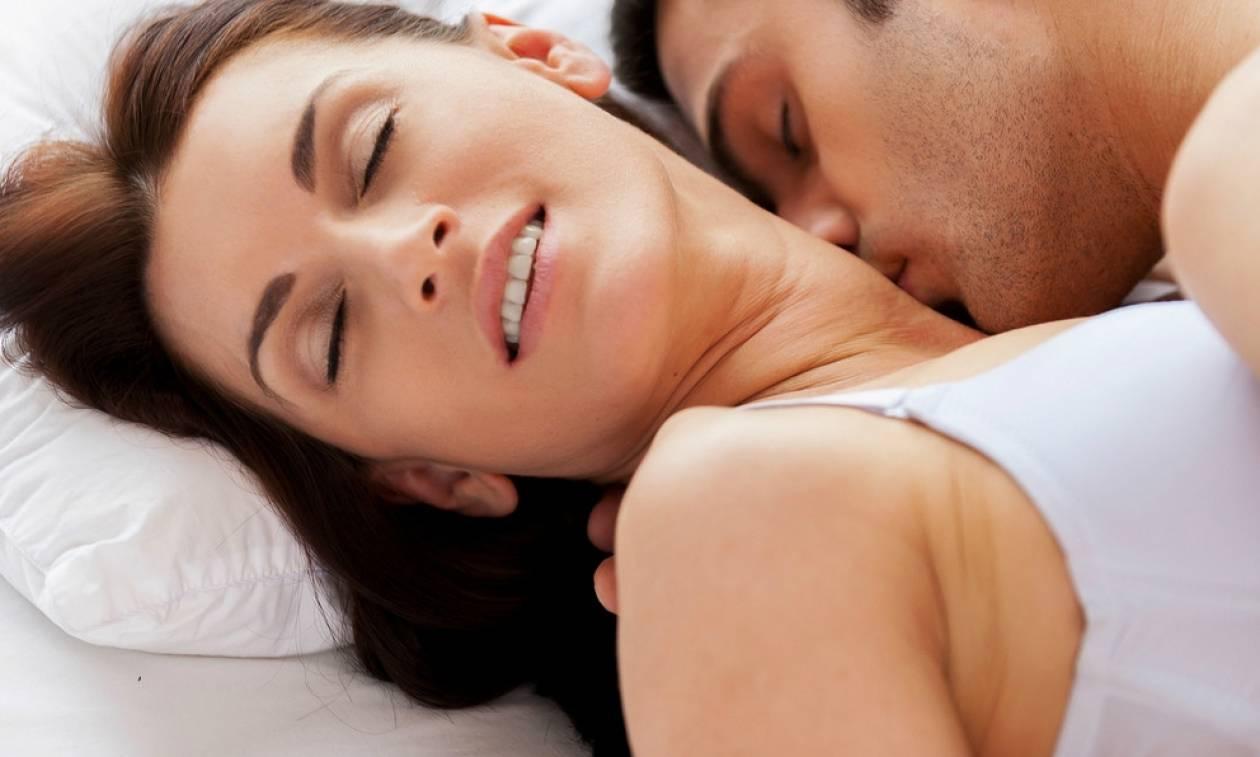 Δείτε τι σκέφτεται μια γυναίκα την ώρα του Σεξ!
