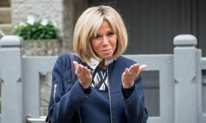 Γαλλία: Ψυχασθενής απειλεί την Μπριζίτ Μακρόν