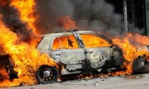 Ρόδος: Μαφιόζικος εμπρησμός αυτοκινήτου στ' Αφάντου