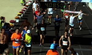 Μαραθώνιος 2017: Ρεκόρ συμμετοχών με πάνω από 50.000 δρομείς