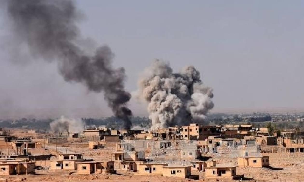 Συρία: Το Ισλαμικό Κράτος ανέκτησε τον πλήρη έλεγχο της πόλης Μπουκάμαλ