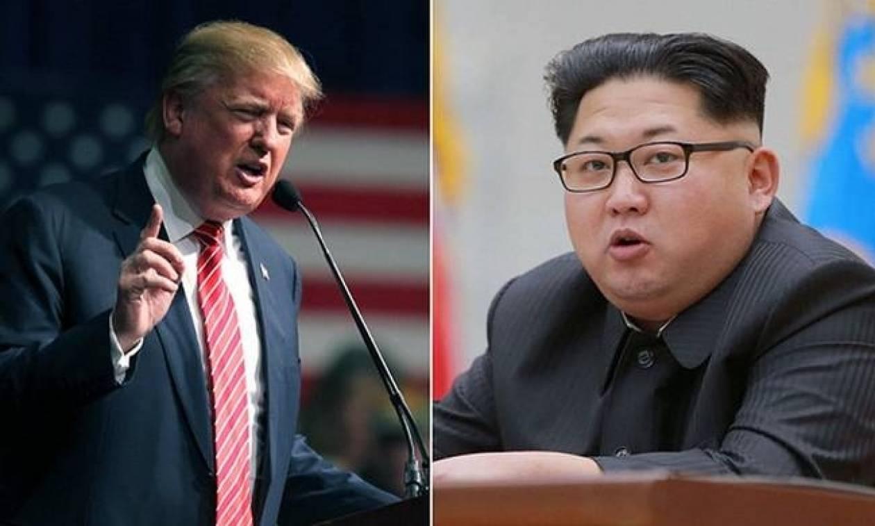 Τραμπ: Με προσβάλει ο Κιμ που με λέει «γέρο» – Εγώ δεν θα τον έλεγα «κοντό και χοντρό»