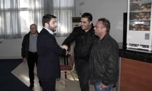 Εκλογές Κεντροαριστερά - Ανδρουλάκης: Σήμερα ξεκινά μια νέα εποχή
