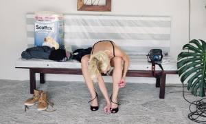 Στα παρασκήνια μιας ταινίας πορνό: 11 φωτογραφίες που κόβουν την ανάσα!