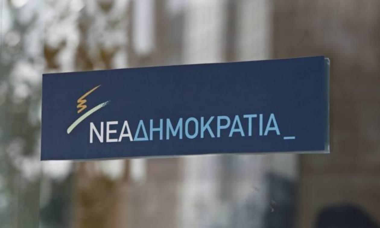 Επίθεση αγνώστων σε γραφεία της ΝΔ στην Ηλιούπολη