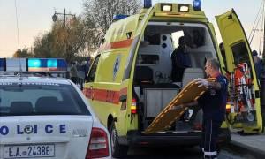 Φρικτό τροχαίο στη Μυτιλήνη: Δύο νεκροί και τέσσερις τραυματίες